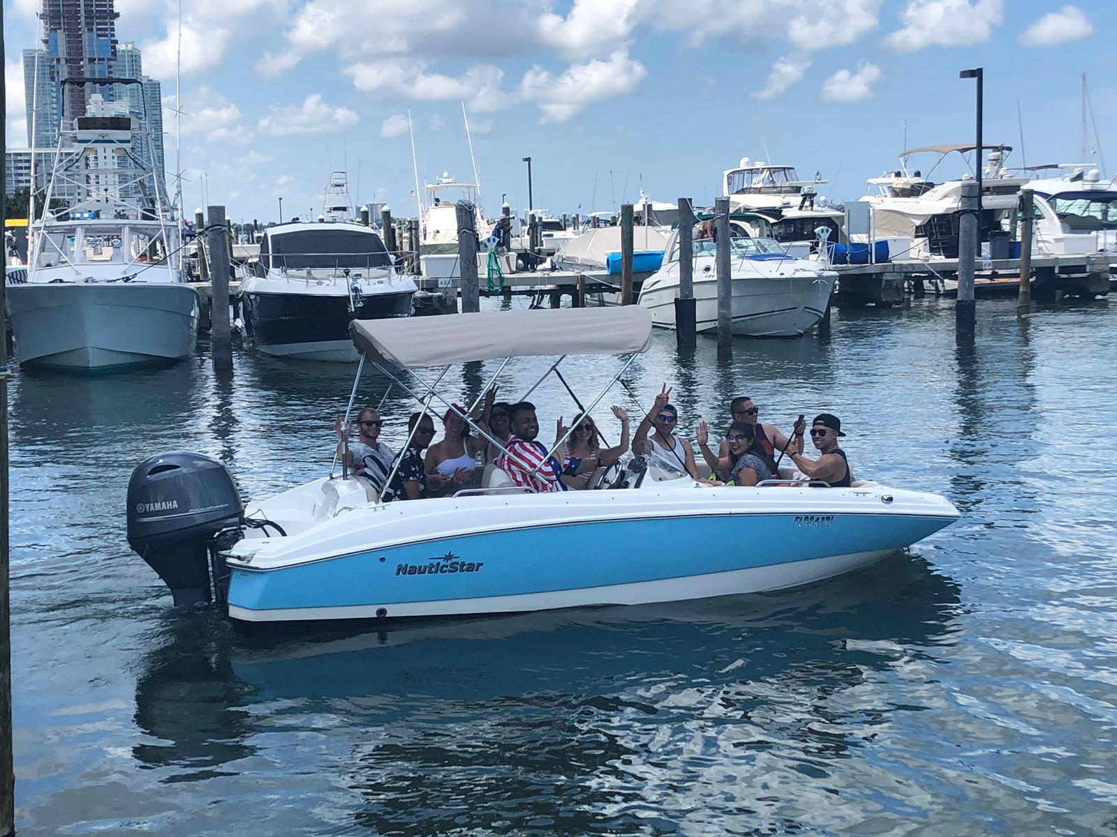 Rent Boat Online | Miami Boat Rentals
